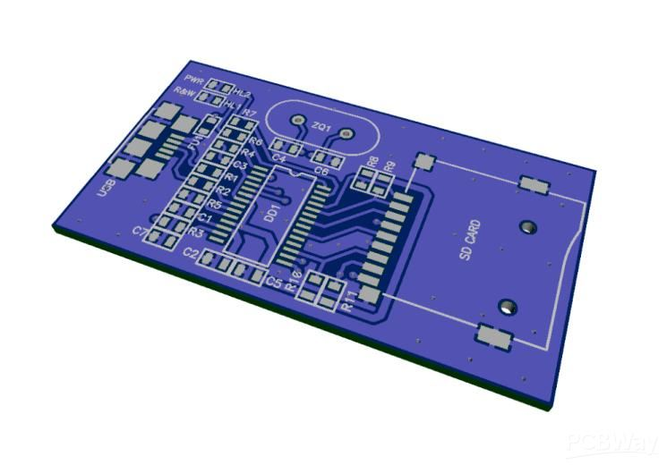 USB 2 0 microSD/TF card reader with micro USB B 5-pin - Share