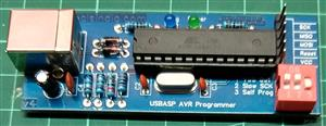 USBasp Programmer v5 Updated