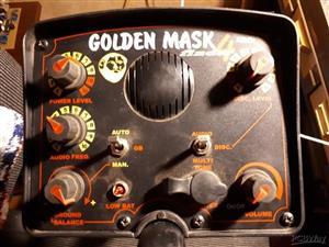 Metal detector GOLDEN MASK 4 pro \ Металлоискатель Голден Маск