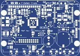 Digital Table Clock Project