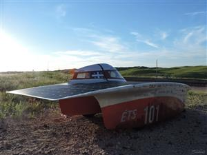 Eclipse Solar Car (ETS)