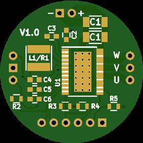 DRV10987 \ DRV10983-Q1 BLDC Motor Driver