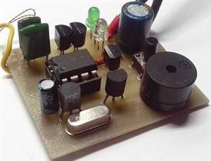 Metal detector MalyshFM2_v2 \ Металлоискатель Малыш ФМ 2