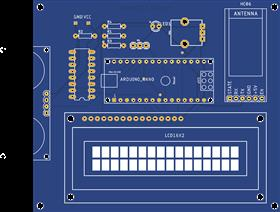 Obstacle Avoiding Arduino Robot   PCB version   Less wiring