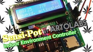 Sensi-Pot Indoor Environment Controller