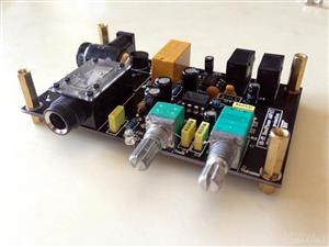 Headphone audio Amplifier rev.3 \ Усилитель звука для наушников