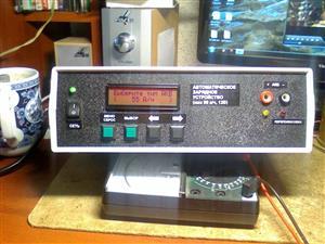 Automatic starter battery car charger Atmega16 \ Автоматическое зарядное устройство