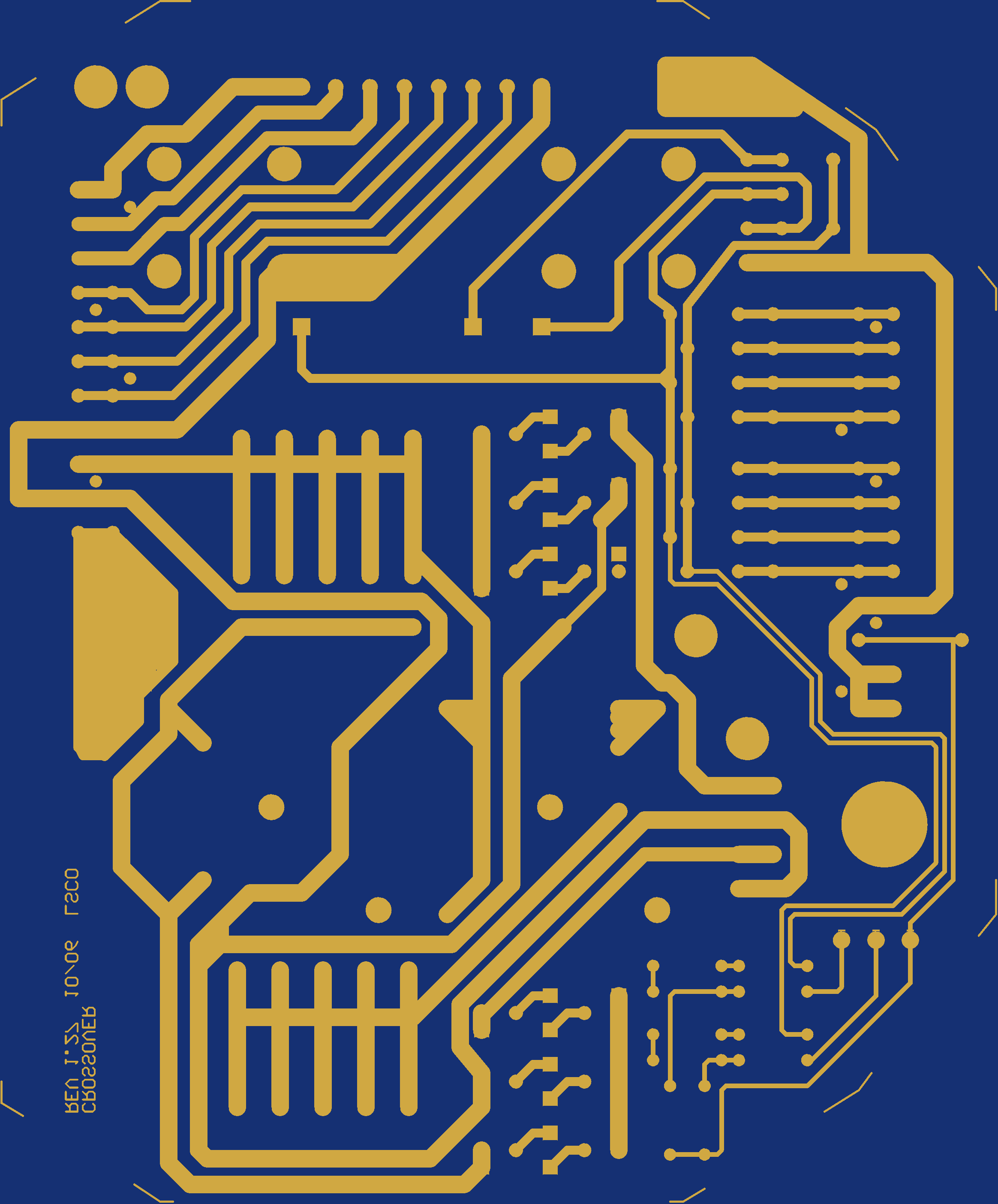 Loudspeaker Audio Crossover - Share Project - PCBWay