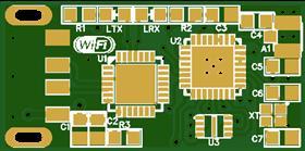 USB WIFI Mini Module