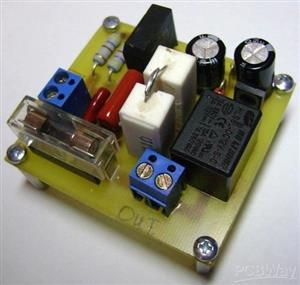 Soft start for Switching power supply \ Софт старт для импульсного блока питания