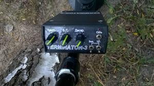 Metal detector Terminator 3 \ Металлоискатель Терминатор 3