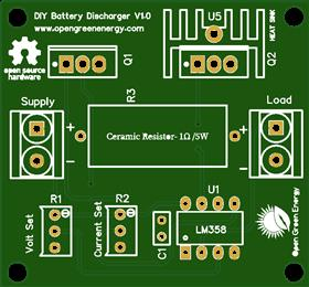 DIY Battery Discharger V1.0