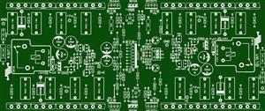500W Stereo audio power Amplifier \ Стерео усилитель мощности звука