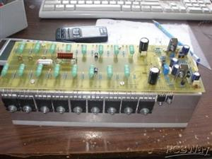 700W Leach audio amplifier \ Усилитель звука Лича на 700 Ватт