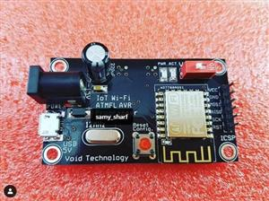 IoT Wi-Fi ATMEL AVR Programmer