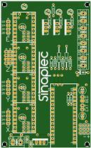 Controladora de Impresora 3D SinapTec AT328.02