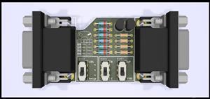 OpenC64MegaDrivePadAdapter