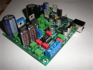 PCM2702 USB DAC