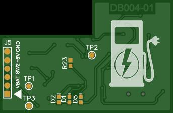 A tiny Battery charger 5V 800mA