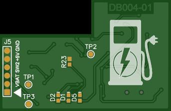A tiny Battery charger 5V 800mA
