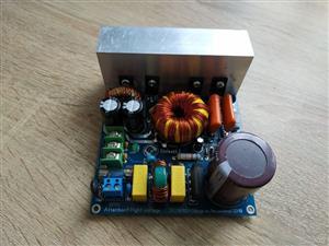 ~300W Switching power supply on IR2161 SE \ Импульсный источник питания на IR2161
