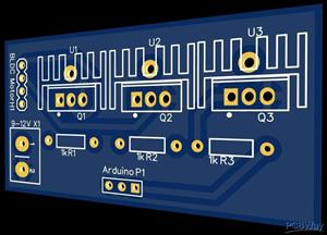 BLDC Control Board For Arduino