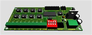 Modulo  PLC I2C >>> I CAN SOLDER