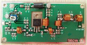 RD15HVF1 FM VHF AMPLIFIER