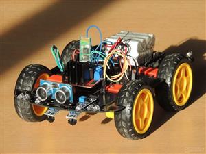 4WD Smart Robot Car