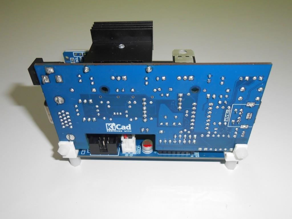 uTerm (a VT100-like terminal for the Z80-MBC2) - Share Project - PCBWay