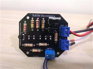 Interruptor óptico - Apagado Automático - Proyecto de electrónica - I CAN SOLDER
