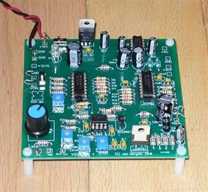 Voltage Controlled Audio Oscillator with LM13700s