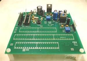 PB2 -  Prototyping Board for MSP430G2xxx