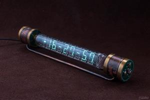 IV-18 VFD Tube Time Clock - **3 Out Of 5**