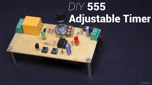 555 Adjustable Timer Relay Switch