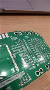Microchip LoRa Board