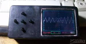 Oscilloscope ChameIeon D2 \ Осциллограф Хамелеон Д2