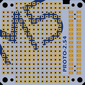 M5Stack Original Prototype Board