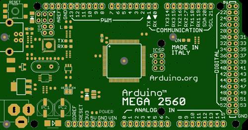 Arduino Mega 2560 Rev3e