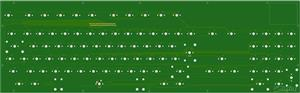 Amiga 1200 Mechanical Keyboard R2