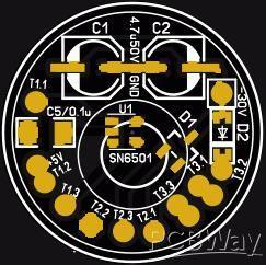 Часы на индикаторе ИВ-18, IV-18 VFD Tube Time Clock - **1 Out Of 5**