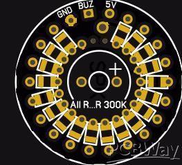 Часы на индикаторе ИВ-18, IV-18 VFD Tube Time Clock - **2 Out Of 5**