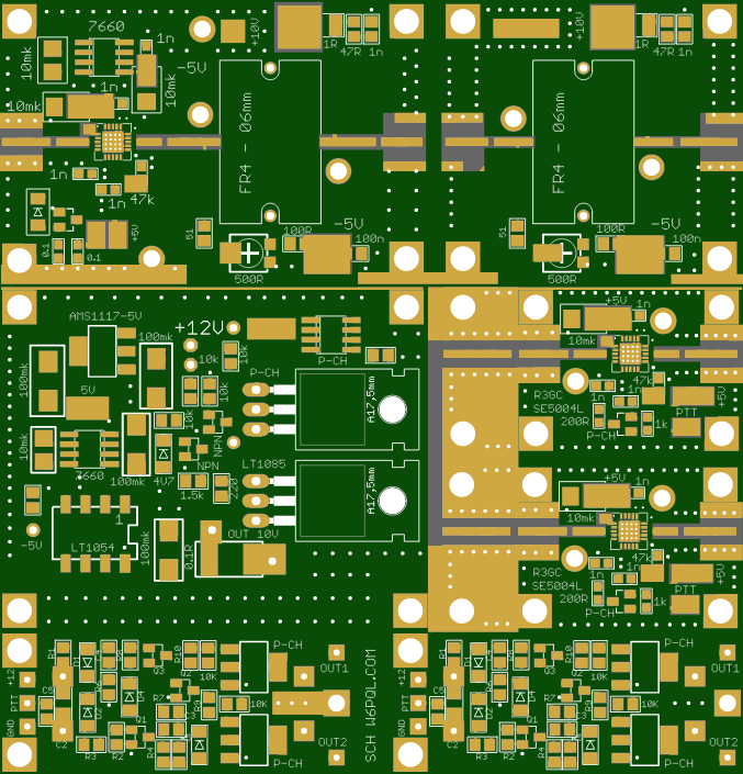 Power amplifier 5760 MHz - Share Project - PCBWay