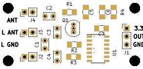Cora Z7 Theremin - FPGA based theremin: theremin sensor oscillator PCB