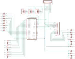 Kube Multisensor - Analog/Digital I/O Expander Submodule