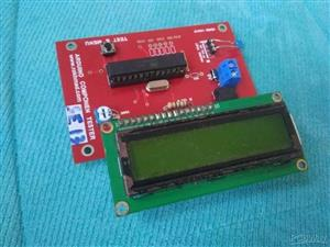 project 13 arduino componen tester