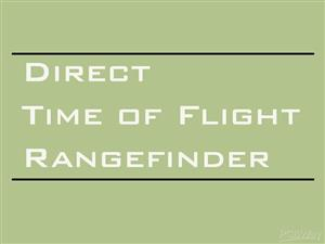 Direct Time of Flight Rangefinder