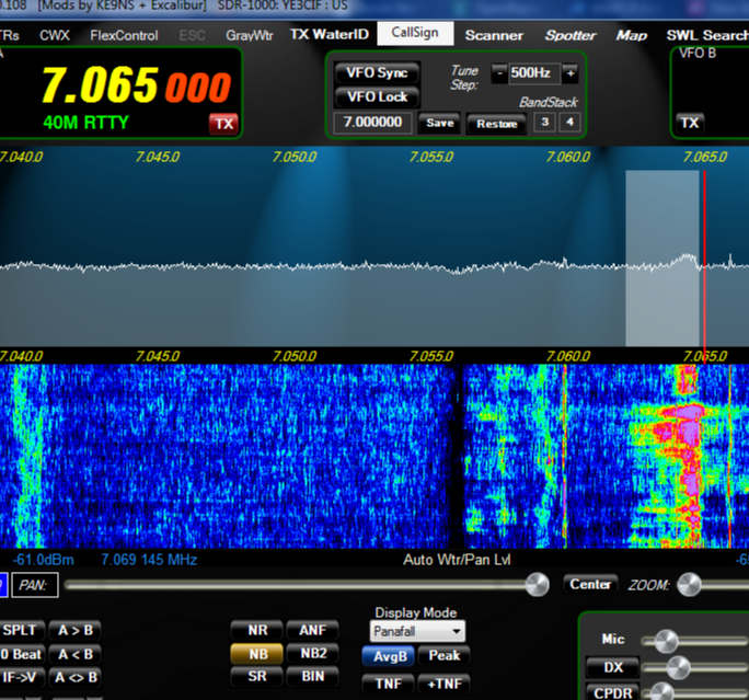 SDR Transceiver 10-160 meter band