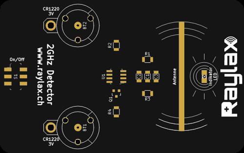Raylax Smartphone Radiation Detector