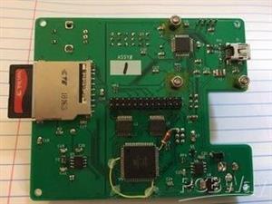 Retro TRS80 Model 1 Computer - prototype #2